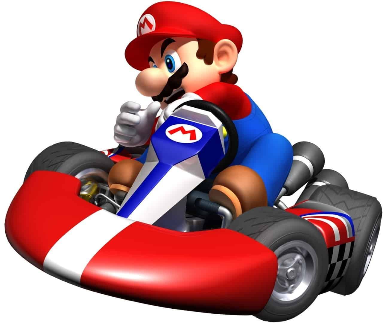 Jeu a boire #1 – Le Mario Kart…