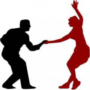 Cours de danse pour les futurs mariés et leurs amis